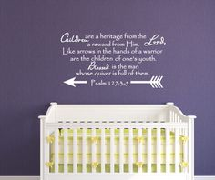 Church Nursery Ideas Decor Good And Perfect Quote Wall Vinyl - Wall decals for church nursery