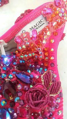 Wbff Bikini, Competition Bikinis, Coral Orange, Magic, Vinyls, Belly Dance, Atelier