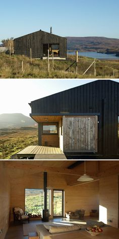 The Black Shed (807 Sq Ft)