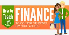 How to Teach Finance to College Students & Young Adults