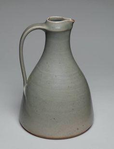 Bernard Leach (1887‑1979)   Standard Ware Mead Jug,  1940-59