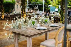 La boda de Adriana y Jorge en Estancia Bariloche