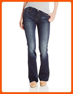"""7 For All Mankind Women's """"A"""" Pocket Jean in Cypress Sanded Dark, Cypress Sanded Dark, 27 - All about women (*Amazon Partner-Link)"""