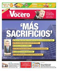 Edición 30 de Junio 2015  El Vocero de Puerto Rico