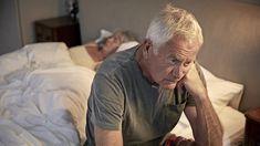 Warum im Alter Schlafstörungen kommen Schlechter Schlaf sollte nicht auf die leichte Schulter genommen werden. Körper und Geist müssen nachts sich erholen und neue Energie tanken. Vorsorge Libido, Alzheimer, Trouble, Alter, Retirement, Health Tips, Anxiety, First Love, Stress