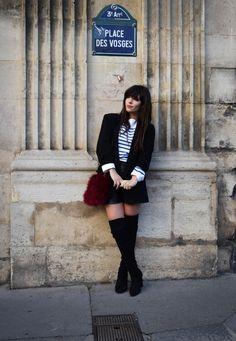 Paris in low light - Le Blog de Betty