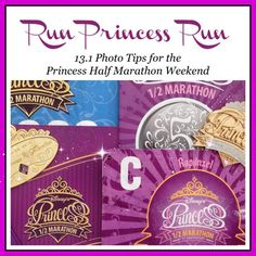 Run Princess Run: 13.1 Photo Tips for the Princess Half Marathon Weekend | Capturing Magic