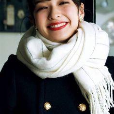 #森絵梨佳#美人#赤リップ#可愛い#Japanese#Model