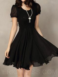 Ericdress  Lace Dress  Casual Dresses