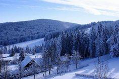 Areál U Horejšů, ubytování Šumava, penzion, Zadov - Galerie - Category: Zima na Šumavě Mountains, Nature, Travel, Outdoor, Outdoors, Naturaleza, Trips, Viajes, Traveling