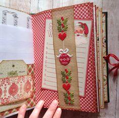 Christmas Junk Journal Music Sheet Paper, Christmas Journal, Graph Paper, Handmade Journals, Old Books, Journal Covers, Colored Paper, Poinsettia, Junk Journal