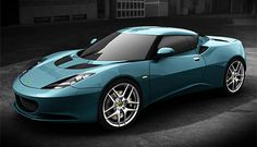 Lotus Evora - this just needs to be pinned again!! It's just gorgeous!