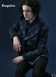 Jack White - January issue of Esquire