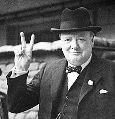 "21 Sep 38: Winston Churchill warns of the futility of appeasing Adolf Hitler, saying ""The belief that security can be obtained by throwing a small state to the wolves is a fatal delusion."""