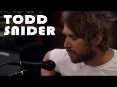 """Stuck On The Corner"" - Todd Snider live at Lightning 100 for the 615 Day Session program.in Nashville, TN on June 15, 2015"