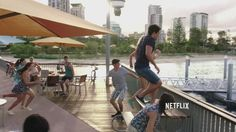 Mako Mermaids - Netflix promo
