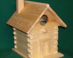 I hand make these kits in my shop in Rutledge, Georgia. They are fun to assemble requiring only glue. Finished size is approx. 5 W x 6 D x 9 H. Bird entrance opening is 1 Kit includes 69 precut pieces and easy instructions. Recommended age 10 to adult. Bird House Plans, Bird House Kits, How To Build Abs, Cypress Wood, Bird Houses Diy, Easy Coffee, Bird Aviary, Wood Bird, Kit Homes