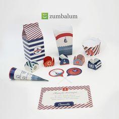 kit festa infantil marinheiro