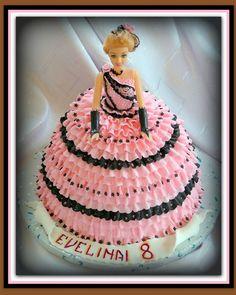 Birthday Cake, Cakes, Dolls, Desserts, Food, Baby Dolls, Tailgate Desserts, Deserts, Cake Makers