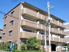 堺市北区 賃貸マンション マルシェ