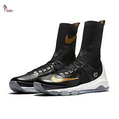 competitive price 755cf 69dec Nike Kd 8 Elite, Chaussures spécial basket-ball pour homme noir 44.5 EU -
