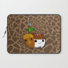 Wild Cumi Laptop Sleeve by goatgames Goat Games, Indie Games, Laptop Sleeves, Goats, Africa, Goat