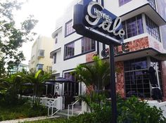 A Hotel Life » Gale South Beach/ panther coffee