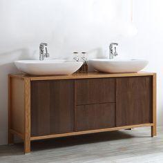 """Mona 60"""" Bathroom Vanity Set"""
