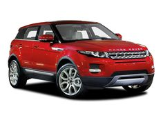 LHD Range Rover Evoque