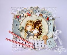 Craft Heaven Shop Inspirational Blog: Tilda with Angel the Horse