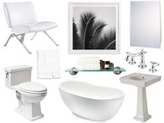 Hotel to Home White Bathrooms, South Africa, Cape, Home Decor, Mantle, Cabo, Decoration Home, Room Decor, Home Interior Design