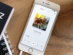 Netease cloud music redesign