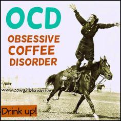 OCD - Coffee