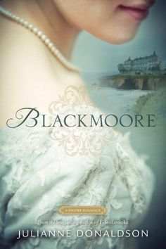 """Blackmoore by Julianne Donaldson – """"Sometimes a mom just needs a good, quick, easy summer read to distract her from doing more laundry or to keep her busy during swim lessons. If you love a good Jane Austen romance, you will love this book! Set in Jane Austen's English countryside of 1820, this romance will keep you quickly turning the pages as you watch Kate's struggle to learn to follow her heart!"""" Veronica of Lolly Lu Designs"""