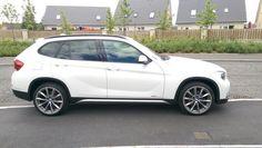 My E84 BMW X1 25d Xline