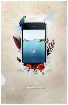 Creative iPhone Advertisements