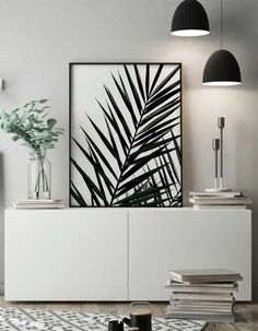 Palm Branch - Poster - Real Time - Diet, Exercise, Fitness, Finance You for Healthy articles ideas Wall Art Decor, Wall Art Prints, Nordic Interior Design, Botanical Wall Art, Decorating With Pictures, Poster Making, Printable Wall Art, Fine Art Paper, Palm