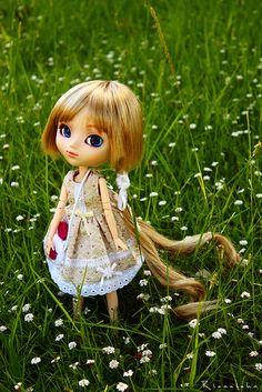 Ichigo on Flickr.Here's Ichigo with her previous wig :)