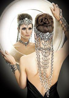 FASHION FADE STYLE IS ETERNAL: Matha Patti for Brides