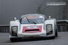 Porsche Carrera 6 (906) von 1966 - an der Arosa ClassicCar 2014.  © Balz Schreier für Zwischengas