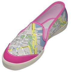 map girls shoes