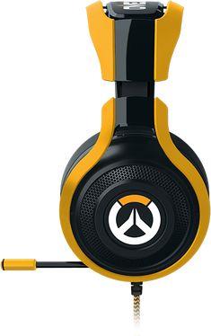 Overwatch Razer Man O'War Tournament Edition Headset