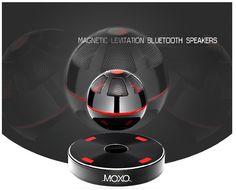 MOXO X-1 Maglev Portable Leisure Wireless Bluetooth Speaker