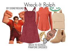 Disney Bound - Wreck-It-Ralph Disney Bound Outfits Casual, Cute Disney Outfits, Disney Themed Outfits, Cute Outfits, Disney Clothes, Princess Inspired Outfits, Disney Inspired Fashion, Disney Fashion, Disney Character Outfits