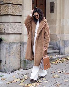 Κομψές εμφανίσεις μας δίνουν ιδέες για cozy look   μοδα , street style   ELLE