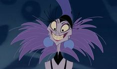 Aside from on the TV series, played another villain, in Disney's The Emperor's New Groove and TV's, The Emperor's New School. She won 2 EMMYs for the latter. Disney Fan, Disney Pixar, Disney Magic, Disney Films, Disney Princess, Disney Animation, Animation Movies, The Emperor's New Groove, Female Villains