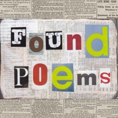 5-12 FREE Variety of different ways to approach found poems, including blackout poetry.I am used to teaching mixed-ability classes with EAL students and all my students can rise to this challenge, from those who are below to those who ...