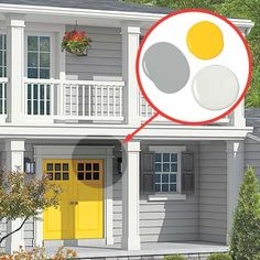 Illustration: Howard Digital | thisoldhouse.com | from Photoshop Redo: Buffing Up a Neo-Colonial