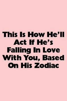 This Is How He'll Act If He's Falling In Love With You, Based On His Zodiac #horoscopes #2021 Capricorn Man, Taurus, Pisces, Horoscope Signs, Horoscopes, Zodiac Signs Love Matches, Cancer Man, Zodiac Jewelry, Love At First Sight