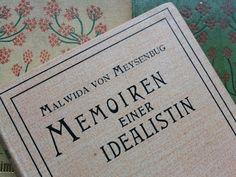 Malwida von Meysenbug: 28. Oktober 1816: Malwida von Meysenbug wird in Ka...